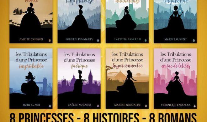 8 histoires de Princesses